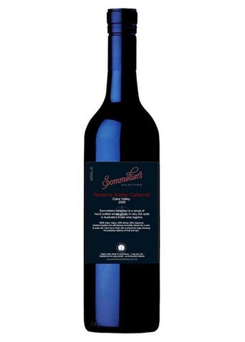 2009 Sommeliers Selection Reserve Shiraz Cabernet Clare Valley - The Online Wine Shop Pty Ltd