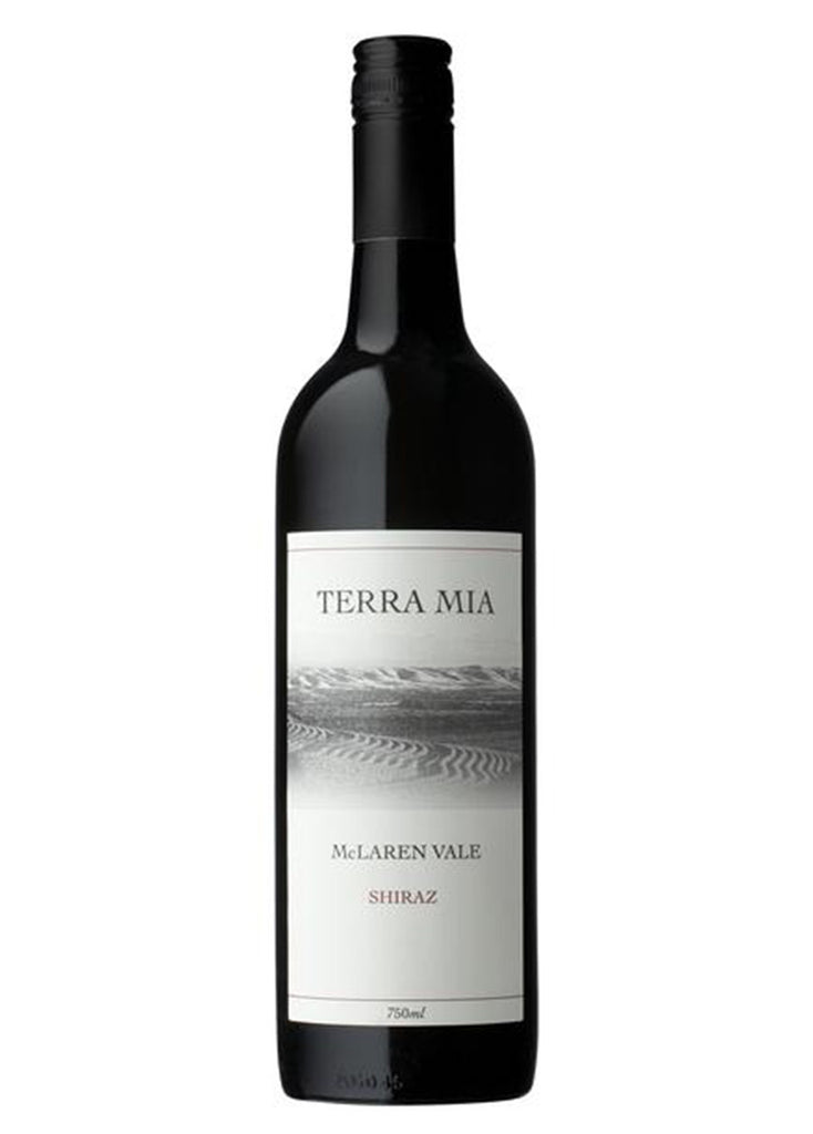 2015 Terra Mia Shiraz - Mclaren Vale - Dozen - The Online Wine Shop Pty Ltd