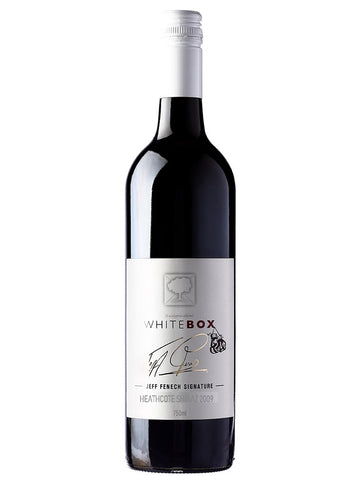 WhiteBox Jeff Fenech Signature Series Heathcote Shiraz 2009 - Six Bottles - The Online Wine Shop Pty Ltd