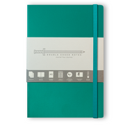DEN Classic Softcover Journal (Aqua)