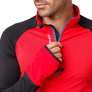 Men's WinterTrail Long Sleeve Top Shirt- RaidLight