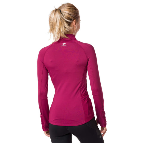 Women's WinterTrail Long Sleeve Top Shirt- RaidLight