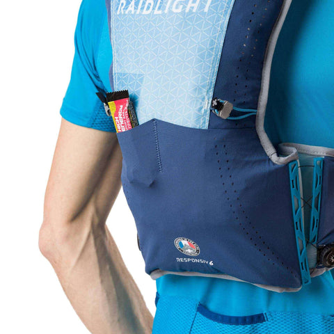 Men's Responsiv 6L Vest Hydration Vest- RaidLight