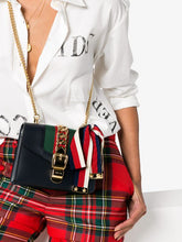 Load image into Gallery viewer, Gucci Sylvie mini chain bag