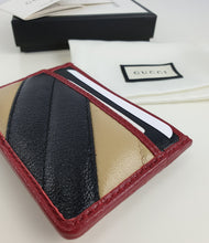 Load image into Gallery viewer, Gucci GG marmont multicolor cardcase