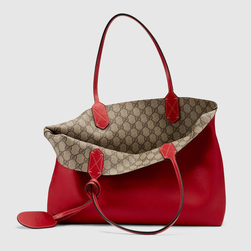 ac983d904a99 Gucci reversible GG medium tote – Lady Clara's Collection
