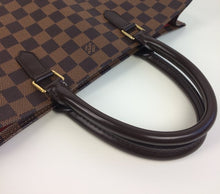 Load image into Gallery viewer, Louis Vuitton sac plat damier