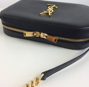 saint laurent monogramme medium camera bag