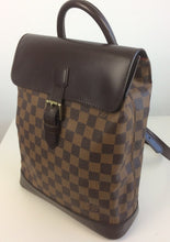 Load image into Gallery viewer, Louis Vuitton damier soho backpack