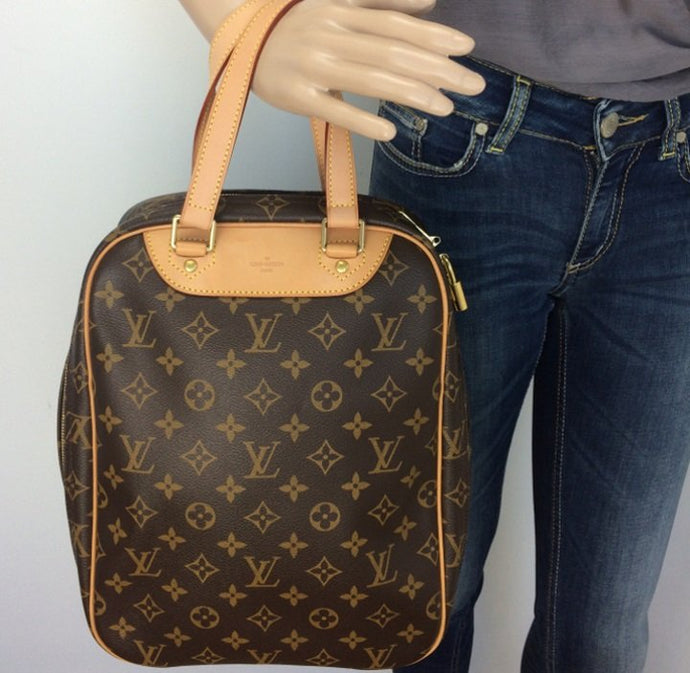 Louis Vuitton excursion bag