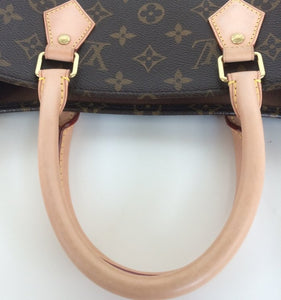 Louis Vuitton sac plat with shoulderstrap