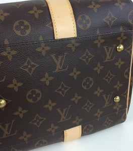 Louis Vuitton carryall unisex