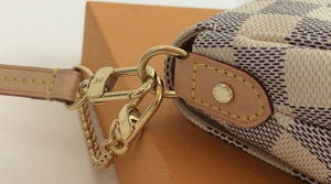 Louis Vuitton favorite MM azur