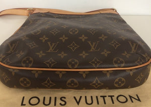 Louis Vuitton odeon MM crossbody bag