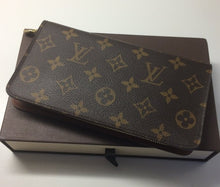 Load image into Gallery viewer, Louis Vuitton monogram organizer wallet