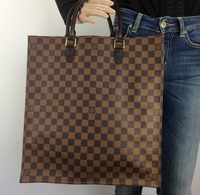 Louis Vuitton sac plat damier