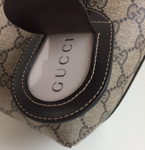 Gucci reversible small tote