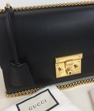 Load image into Gallery viewer, Gucci medium padlock shoulder bag