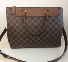 Load image into Gallery viewer, Louis Vuitton greenwich damier