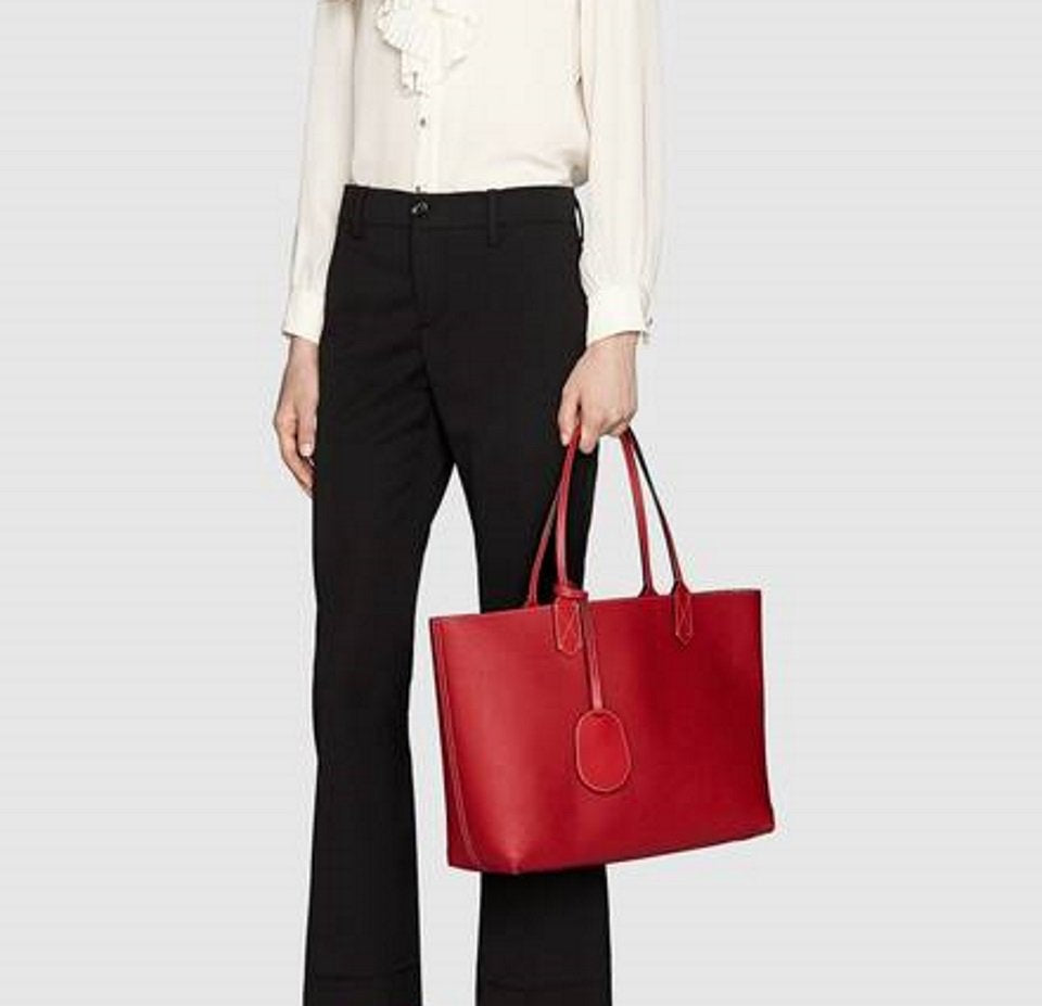 823d4709891e Gucci reversible GG medium tote – Lady Clara s Collection