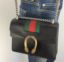Load image into Gallery viewer, Gucci dionysus mini web stripe