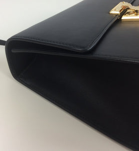 Gucci medium padlock shoulder bag