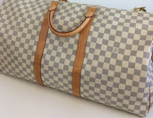 Load image into Gallery viewer, Louis Vuitton keepall 55 azur