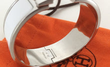 Load image into Gallery viewer, Hermes Clic Clac H enamel PM wide bracelet