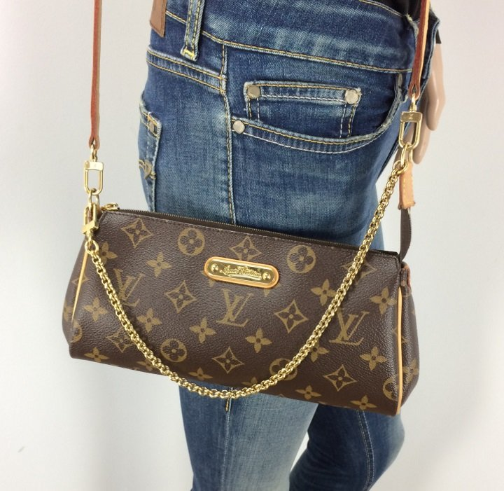 Louis Vuitton eva monogram
