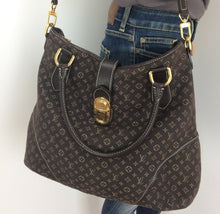 Load image into Gallery viewer, Louis Vuitton fusain idylle elegie tote bag