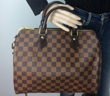 Load image into Gallery viewer, Louis Vuitton speedy 30 bandouliere