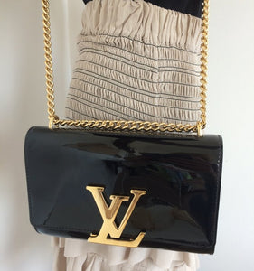 Louis Vuitton Louise MM sliding chain