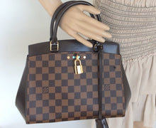 Load image into Gallery viewer, Louis Vuitton rivoli BB damier