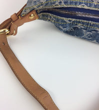 Load image into Gallery viewer, Louis Vuitton denim baggy GM