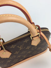 Load image into Gallery viewer, Louis Vuitton alma bb with strap