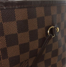 Load image into Gallery viewer, Louis Vuitton neverfull GM damier