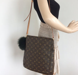 Louis Vuitton musette salsa GM