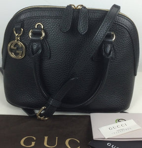 Gucci dome charm bag