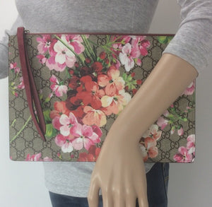 654f82aed Gucci GG blooms pouch – Lady Clara's Collection
