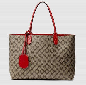 41879c4d1 Gucci reversible GG medium tote – Lady Clara's Collection