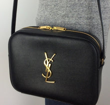 Load image into Gallery viewer, saint laurent monogramme medium camera bag