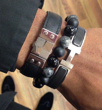Load image into Gallery viewer, Hermes Clic HH mens / unisex bracelet