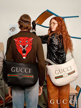 Load image into Gallery viewer, Gucci half moon hobo bag