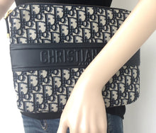 Load image into Gallery viewer, Dior oblique canvas clutch