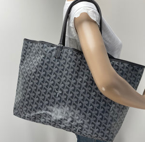 Goyard st Louis pm tote with pouch