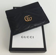 Load image into Gallery viewer, Gucci GG marmont cardcase