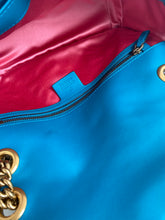 Load image into Gallery viewer, Gucci GG velvet small marmont