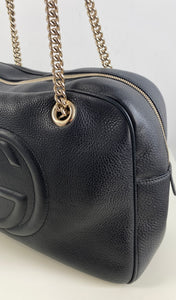 Gucci large soho chain bag