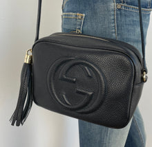 Load image into Gallery viewer, Gucci soho disco black