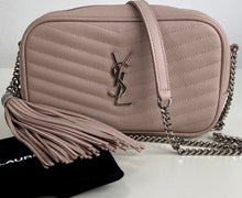 Load image into Gallery viewer, YSL saint Laurent mini lou chain bag